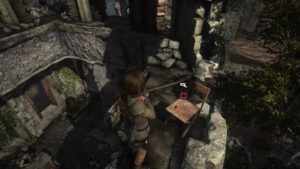 rise of the tomb raider 1 interaction