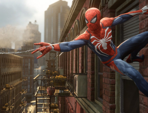 Spiderman PlayStation 4 Conférence PlayStation E3 Sony 2017