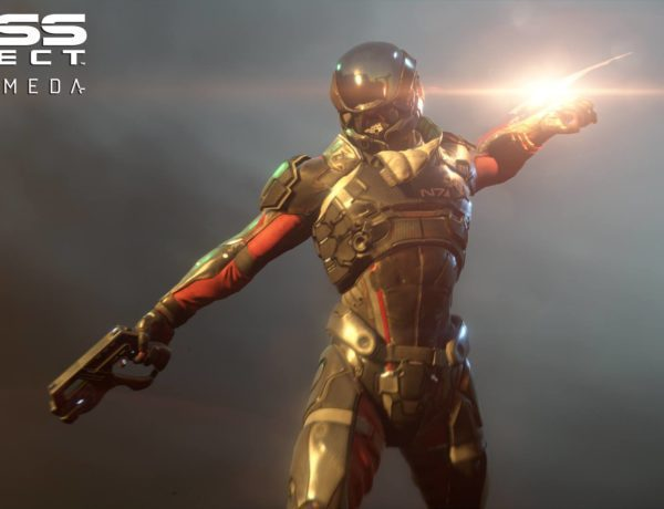 Mass Effect Andromeda patch 1.08
