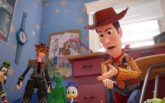 Kingdom Hearts III Toy Story Disney