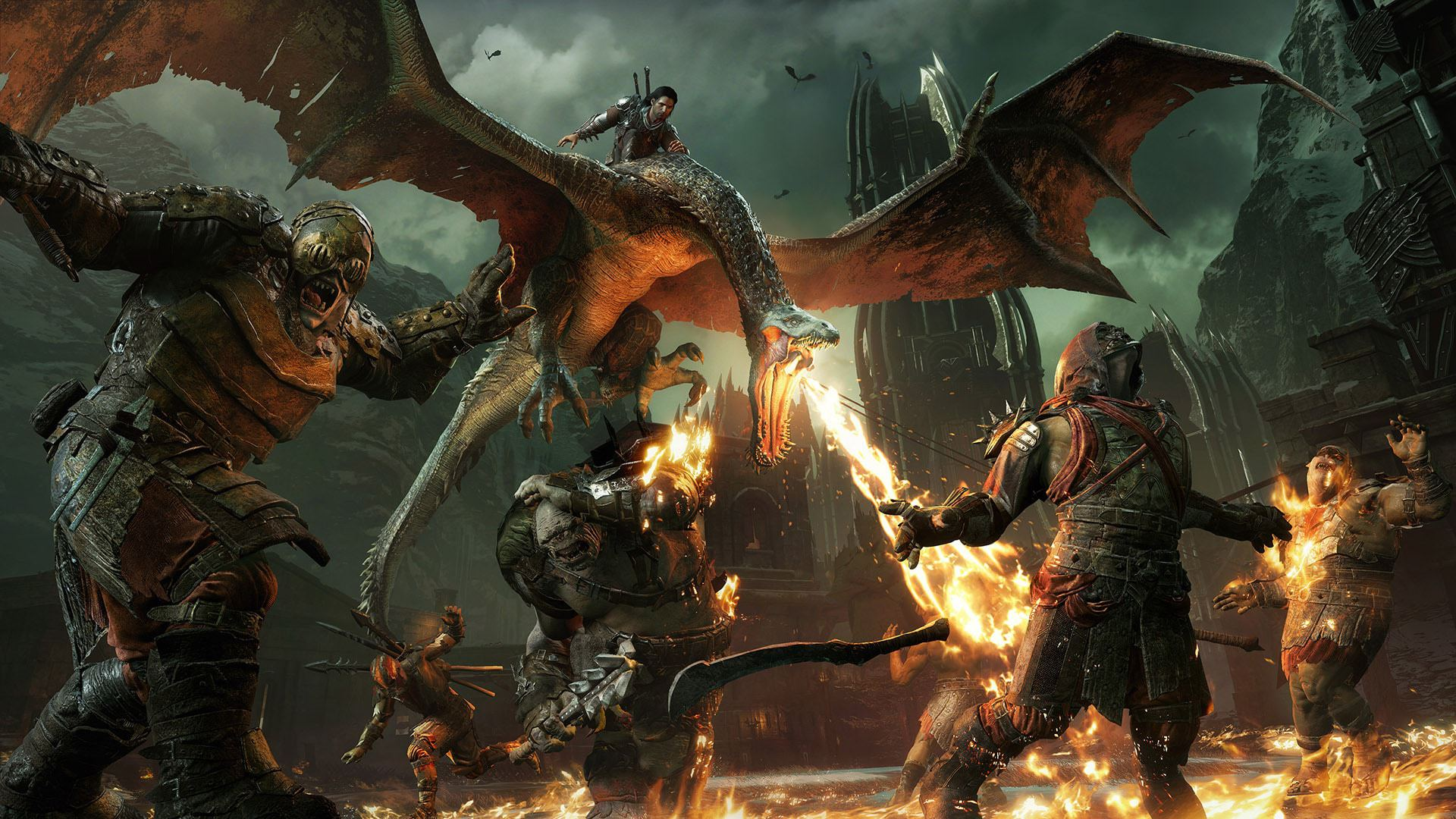 Shadow of war mirco transactions