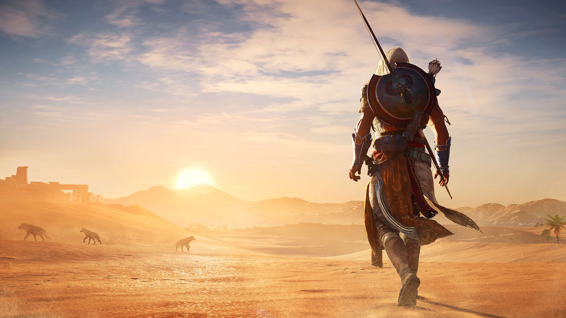 assassins creed origins gamescom