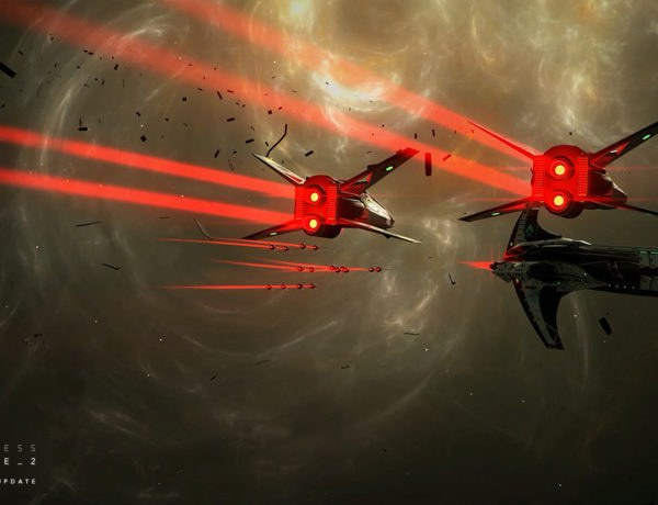 Endless Space 2 bombardiers