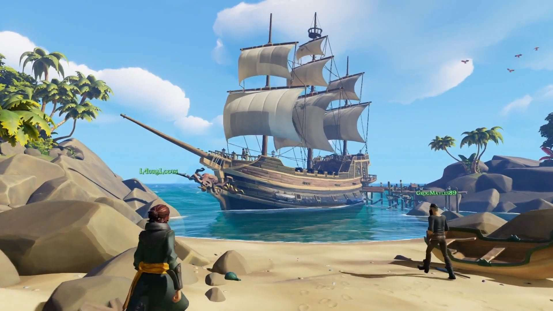 sea of thieves gamescom