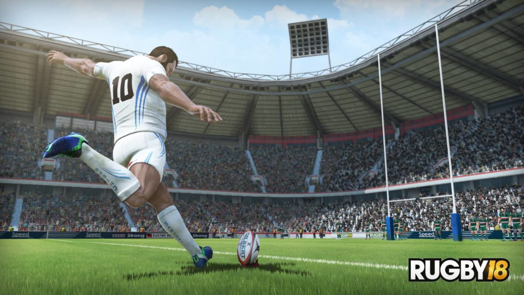 Rugby 18 d'Eko Software
