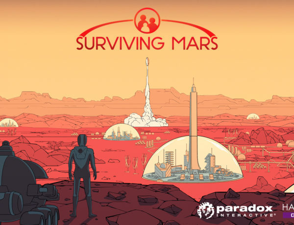 surviving mars gamescom