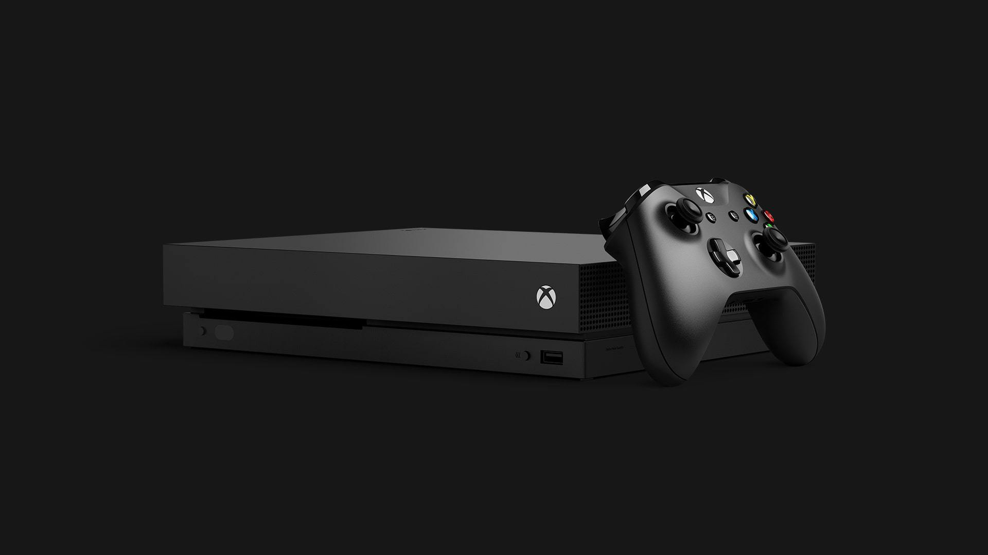 Xbox one X gamescom