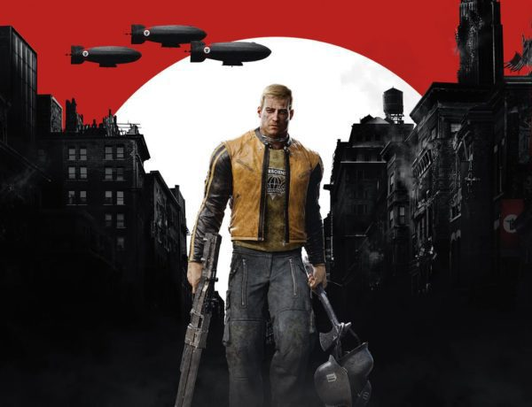 Wolfenstein 2 critique