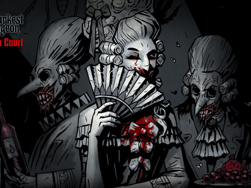 Darkest Dungeon The Colour of Madness