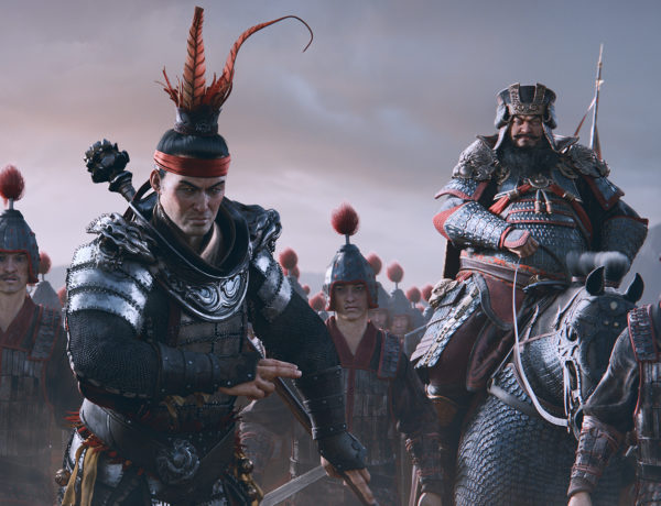 Total War Three Kingdoms annonce