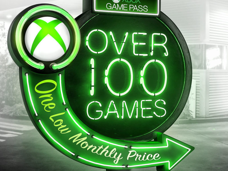 Xbox Game Pass jeux microsoft