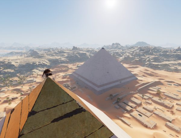 assassins creed origins ubisoft