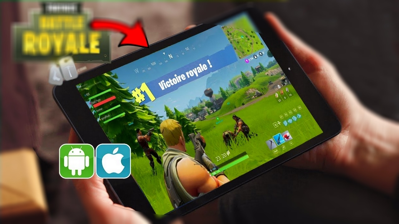 fornite mobile nintendo direct expresso actu