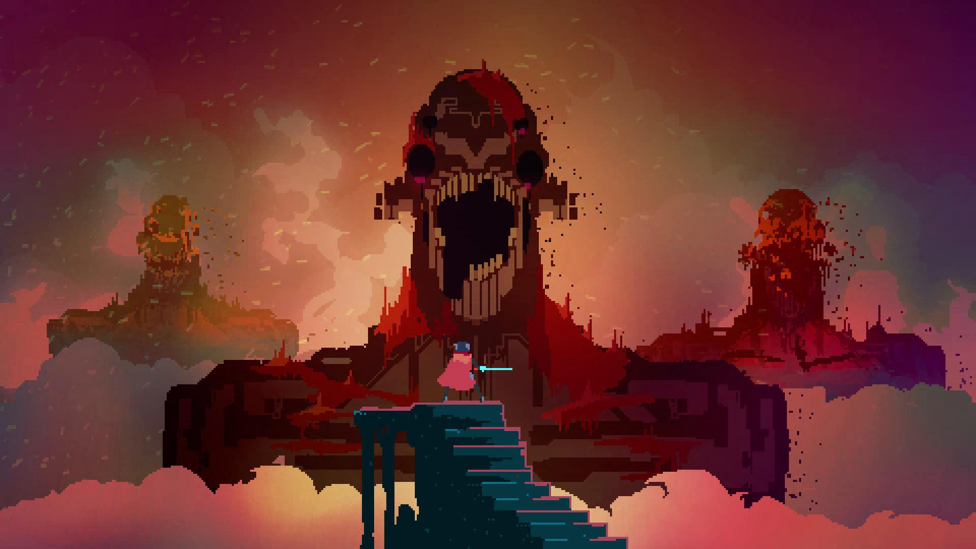 Hyper Light Drifter Switch