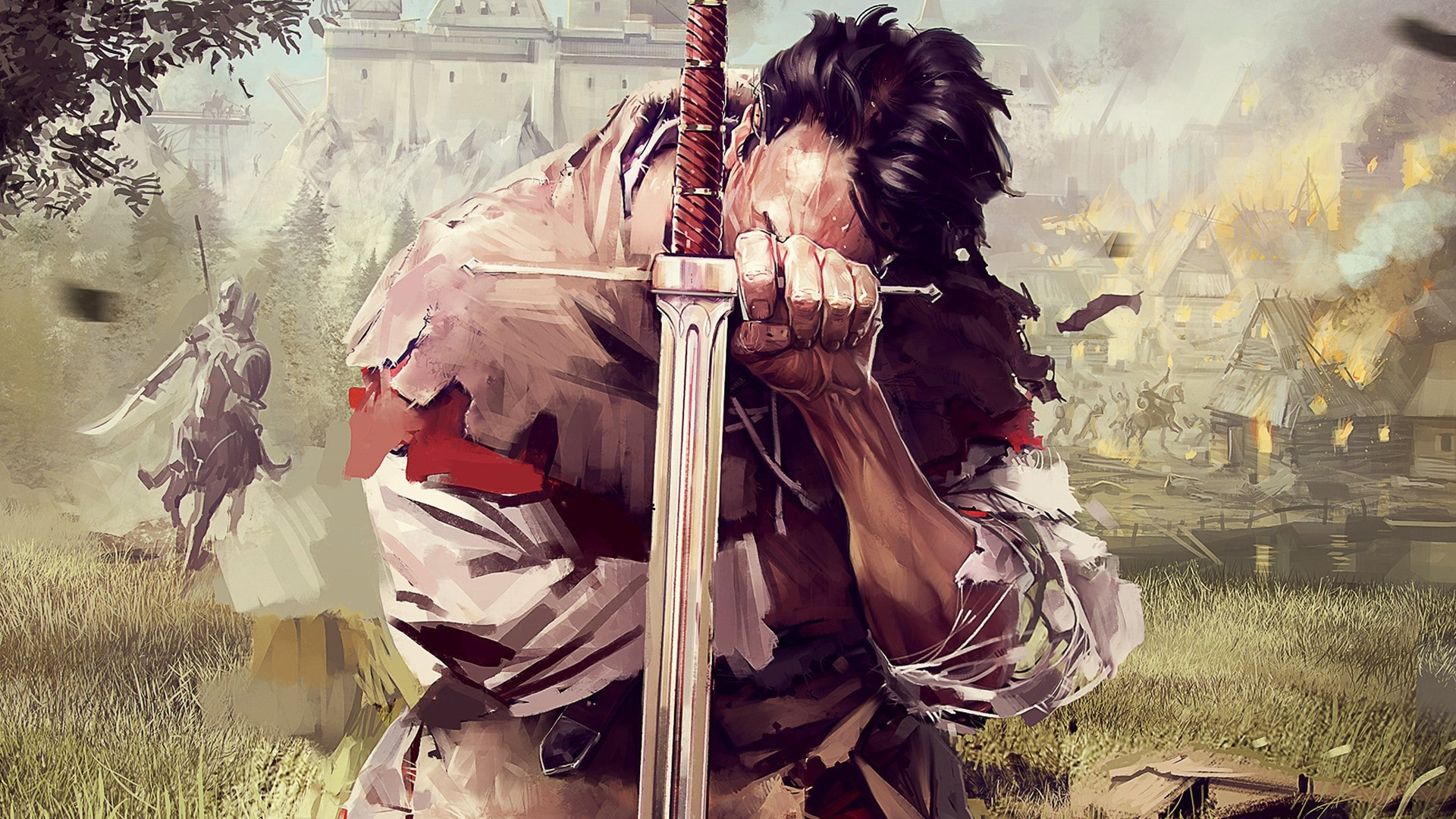 Kingdom Come : Deliverance test