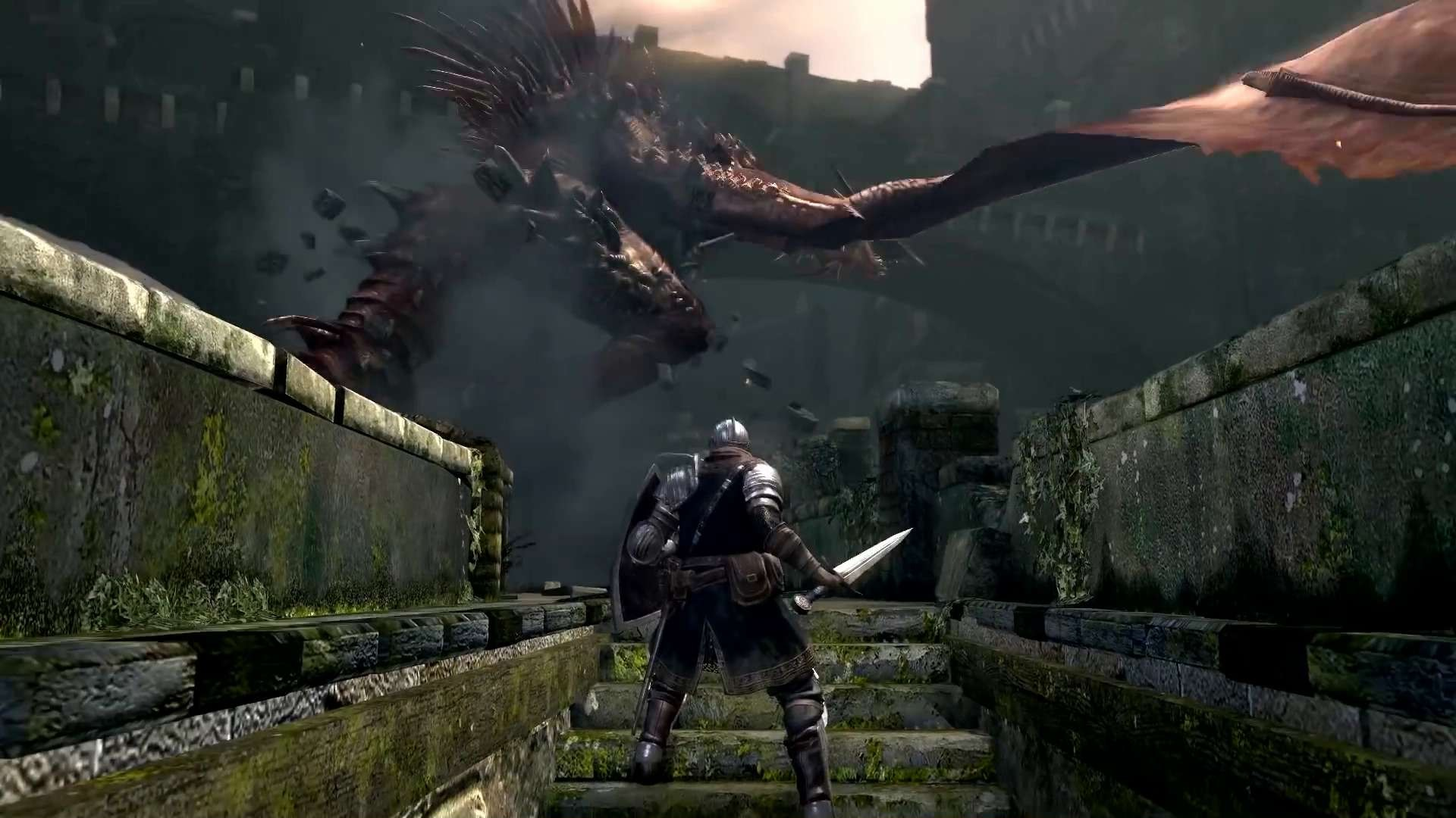 Dark Souls Remastered Dragon