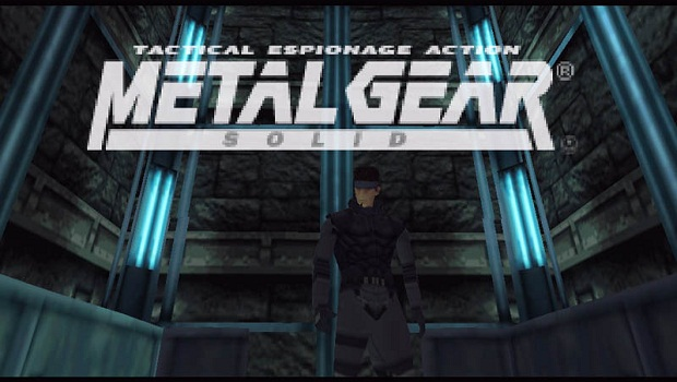 metal gear solid titre