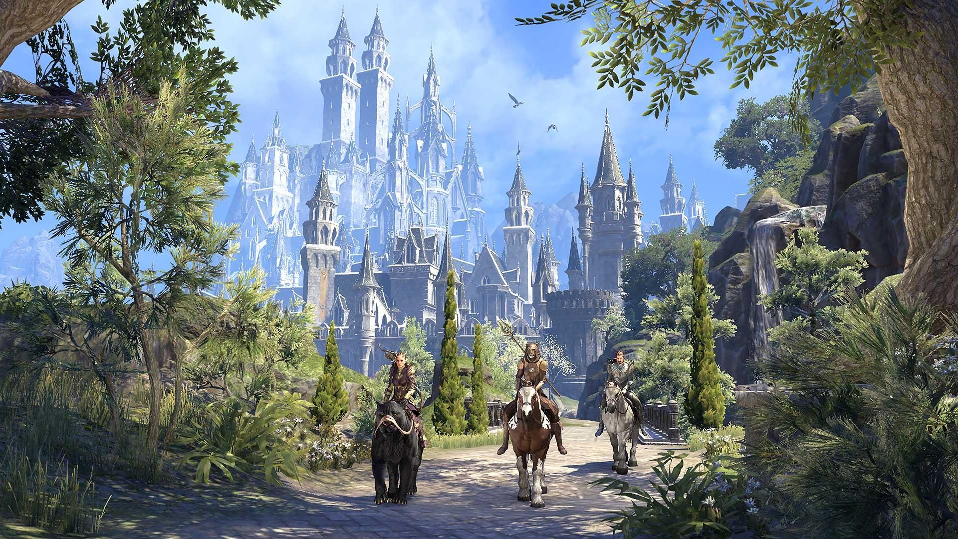 the elder scrolls online summerset critique